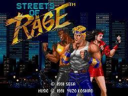 streets of rage Game Streets of Rage, clássico do Mega Drive, é relançado !