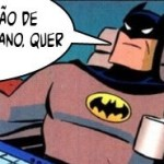 batman em crise 150x150 Humor: Batman resolve dar uma entrevista coletiva...
