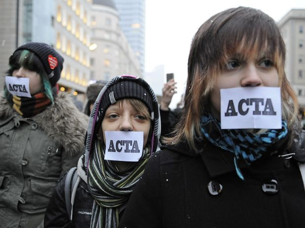 acta ACTA: preparem se Internautas!vem aí uma lei pior do que a sopa!