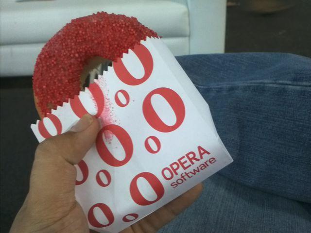 opera donuts Post Especial Campus Party: veja o que rolou por lá!