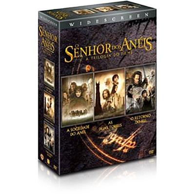 senhor dos aneis Promoção: concorra a um Box Senhor dos Anéis em DVD com a trilogia completa + extras!