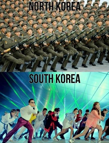 psy korea 3a. Guerra Mundial: Coreia do Norte vai bombardear os EUA?