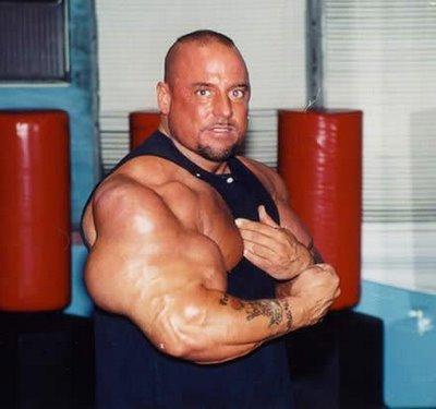 Gregg Valentino Curiosidades: conheça os caras mais fortes do mundo!