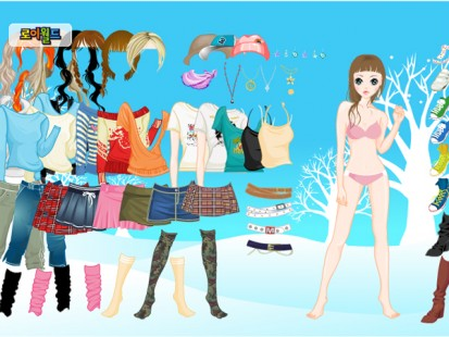 jogos de vestir gratis 413x310 Jogos de vestir: conheça os melhores para jogar de graça!