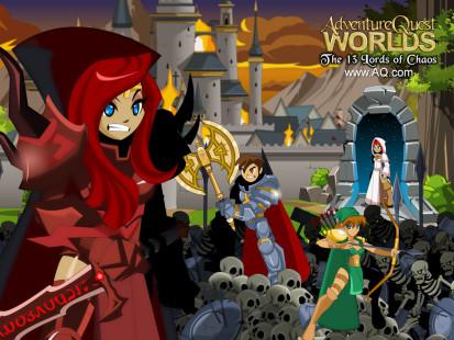 aqw adventure world quest  413x310 Adventure Quest Worlds: conheça tudo sobre o jogo e jogue de graça!