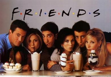 crents Video parodia de Friends: Crents do programa ta no ar, assista!