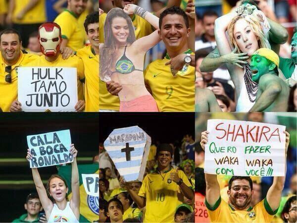 montagem copa Copa 2014: fotos engraçadas, montagens e zueiras!
