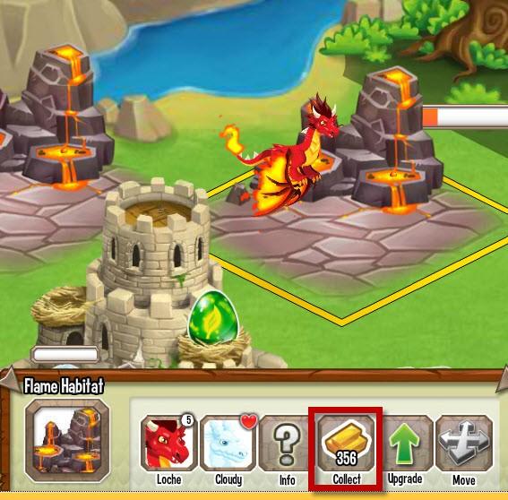 dragon city dicas recolher Dragon city dicas