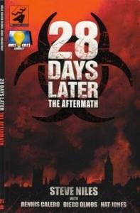 28 LATER 197x300 Conheça as melhores HQs sobre zumbis publicadas atualmente!