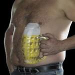 Cientistas dizem que barriga de chope é mito!