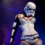 Personagens de Star Wars fazem strip-tease nos EUA !