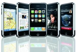 iphone 300x207 Cientistas dizem que celular é mais sujo do que sola de sapato!