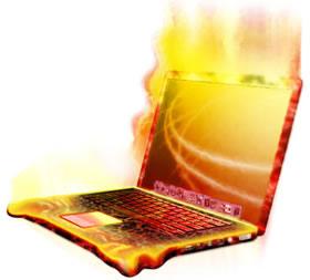 macbook fire Notícias bizarras de 2012: as 7 mais malucas!