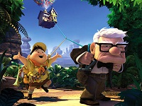 up Desenho Up, da Disney, é recriado na vida real!