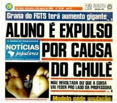 bizarras4 Conheça as 10 manchetes mais bizarras publicadas pelos jornais do Brasil!