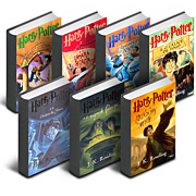 livros potter promocao