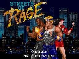 streets of rage Game Streets of Rage, clássico do Mega Drive, é relançado !