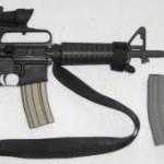 Bizarro: professora ameaça alunos com Fuzil AR-15!