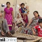 Bizarro: indiano não toma banho há 37 anos para pagar promessa!