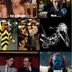 Humor: o dia em que Lady Gaga tentou entrar pros X-men!
