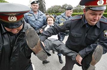 russia Notícias bizarras: homem vai preso por comer gay!