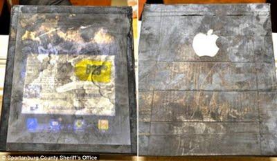 ipad madeira Notícias bizarras: nos EUA, mulher compra Ipad e recebe tábua!