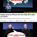 Humor: Iphone 4S, o maior #fail do ano….