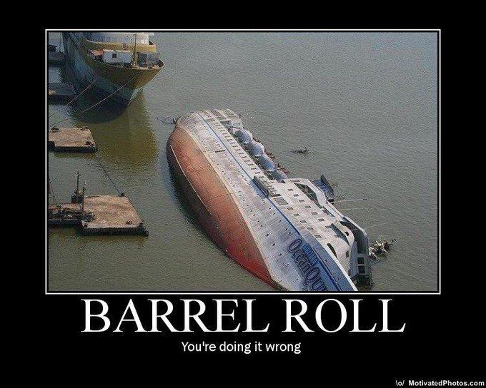 Do a barrel roll 2020: que é isso que apareceu no Google?