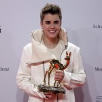 justin bieber veado 150x150 Bambi Awards: Justin Bieber ganha troféu de veado de ouro!