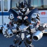 transformer 150x150 Chinês vai trabalhar vestindo armadura do Homem de Ferro, de 50kg!