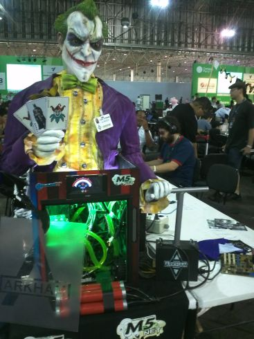 joker casemod Post Especial Campus Party: veja o que rolou por lá!
