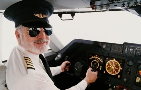 piloto cagao