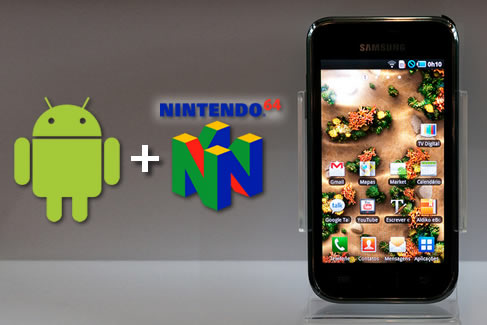 android nintendo 64