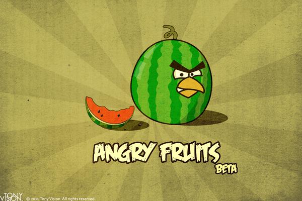angry fruits 2