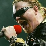 Twitter: morre Axl Rose, vocalista do Guns N' Roses!