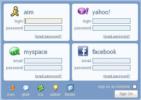 Meebo: o comunicador que junta todas redes em um só lugar!