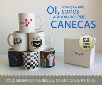 canecas Resultado da promoção com a Kupz! Confira os ganhadores!