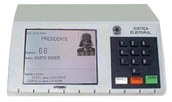 darth vadder Eleições 2012: conheça os candidatos mais bizarros, malucos e engraçados!