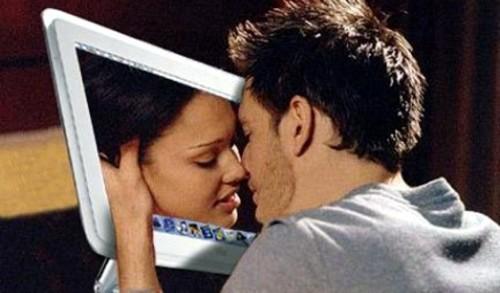 beijo na internet 500x293 Beijar pela Internet? Agora é possível!