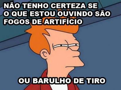 tiro 413x310 Corinthians campeão da libertadores 2012: veja imagens hilárias!