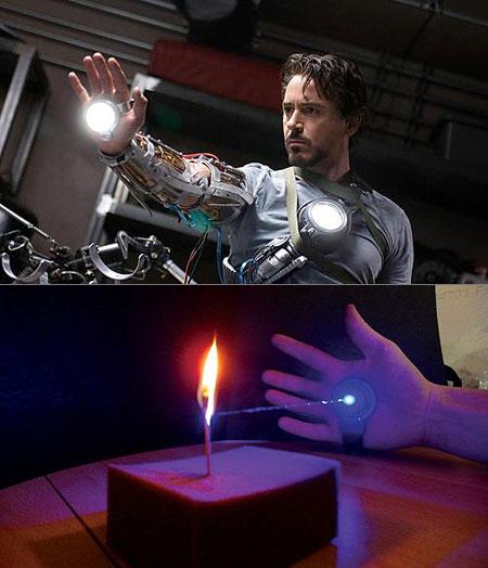 homem de ferro Capa da invisibilidade? Raios repulsores? Conheça tecnologias de super herói que existem de verdade!