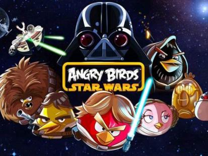 angry birds star wars 413x310 Angry Birds: vem aí a edição Angry Birds Star Wars!