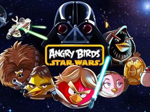 Angry Birds: vem aí a edição Angry Birds Star Wars!
