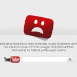 YouTube fora do ar? Será obra do Anonymous?