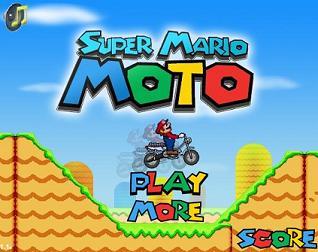 jogos de moto mario