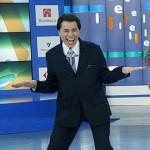 Video: Silvio Santos cai no palco no sorteio da Tele Sena 29/06/2014