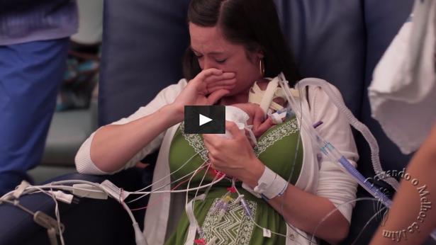 O destino do bebê que nasceu com 15 semanas prematuro – Vídeo emocionante!