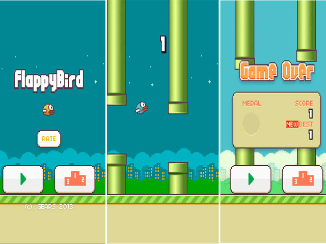 flappy bird pela net