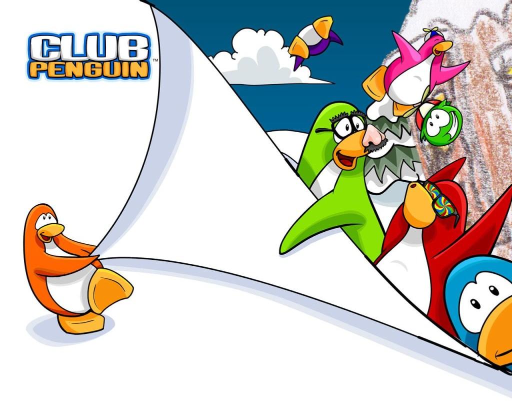 club penguin 1024x819 Club penguin:explicamos tudo sobre esse super jogo do pinguim da Disney!