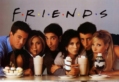 crents Video parodia de Friends: Crents do programa ta no ar, assista!